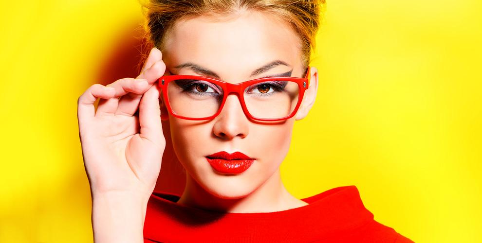 Медицинские оправы, проверка зрения и солнцезащитные очки в салоне The Elite Оптика