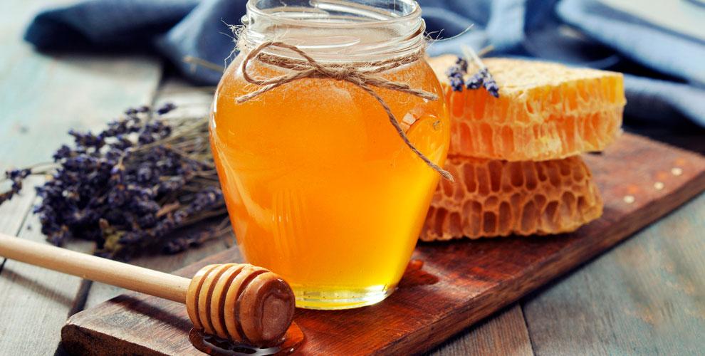 Разнообразные сорта меда откомпании «Уральский мед»