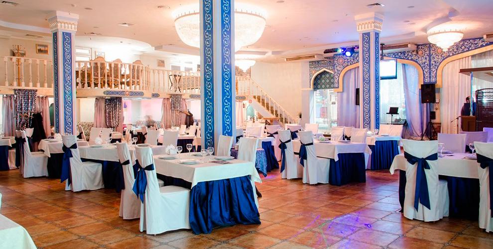 """Все меню домашней азербайджанской кухни и напитки в ресторане """"Бакинская бухта"""""""