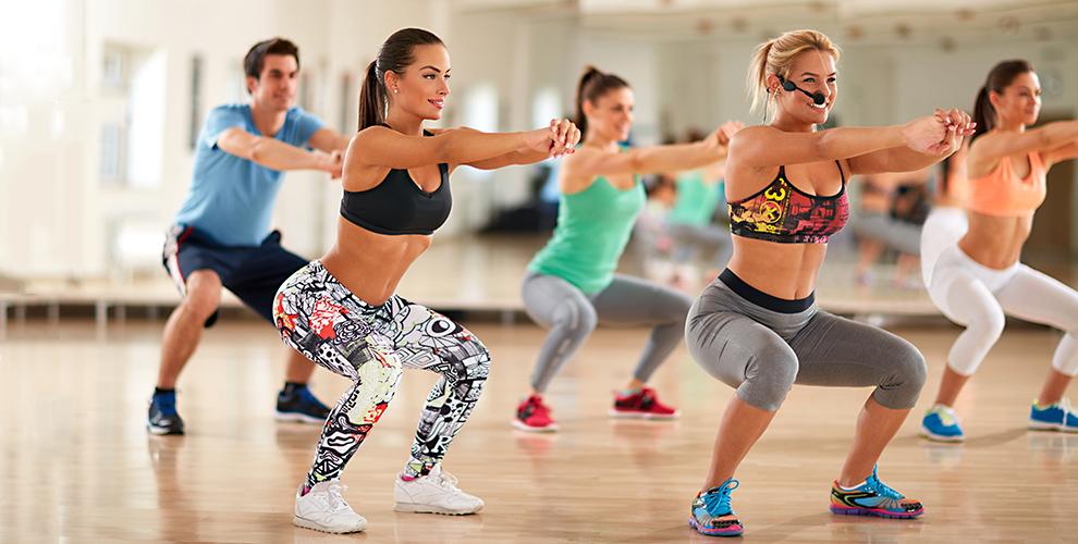 Групповые тренировки фитнесом навыбор отфитнес-студии SURFGYM