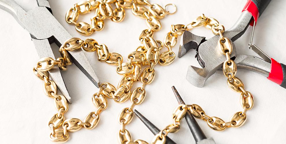 «Ювелирная мастерская»: взвешивание, чистка и ремонт ювелирных изделий