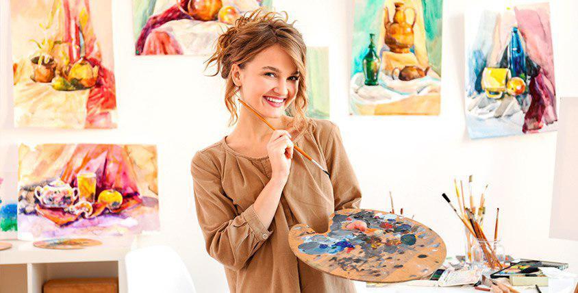 Мастер-классы: «Рисунок кофе», «Декупаж часов, панно или доски» в арт-студии Vailet