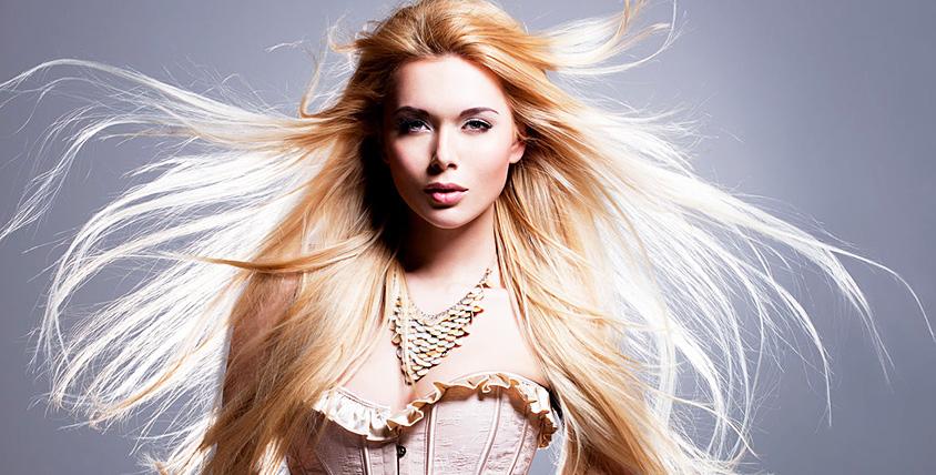 Окрашивание идолговременное выпрямление волос встудии красоты «НаАрбате»