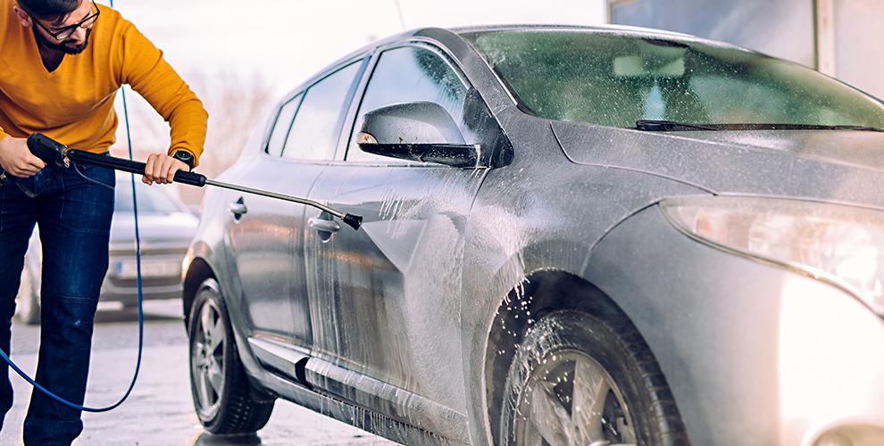 Комплексная, экспресс-мойка автомобиля, химчистка салона в автомойке Car Wash