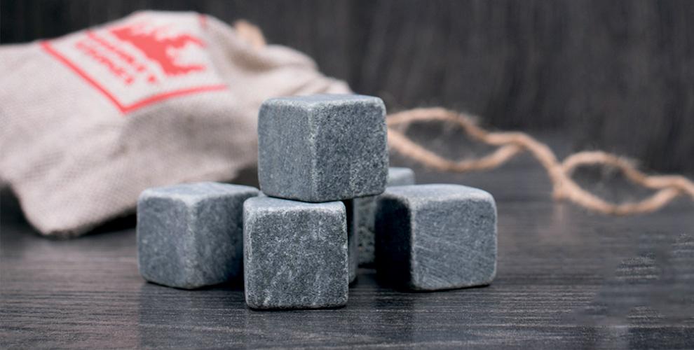 Наборы камней из стеатита для охлаждения напитков от интернет-магазина