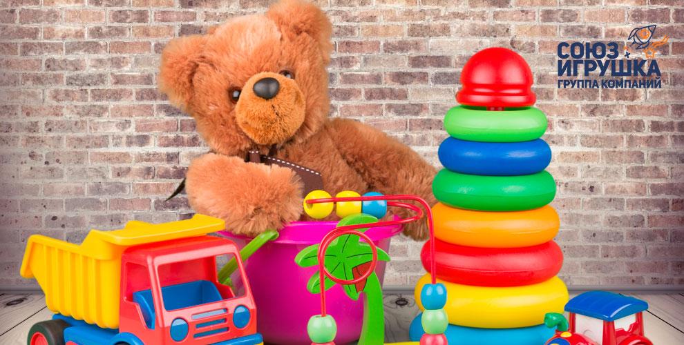 Ассортимент детских товаров врозничных магазинах «Союз Игрушка»