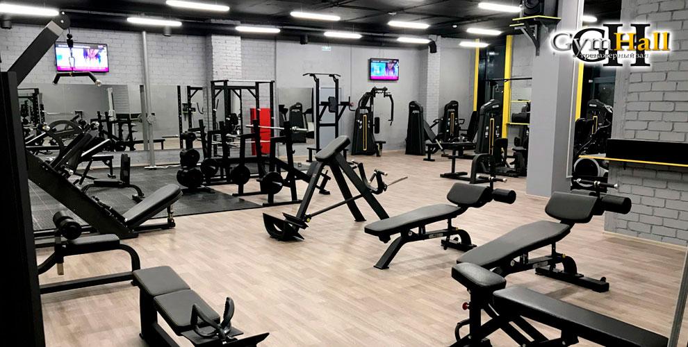 Абонементы безлимитного посещения тренажерного зала Gym Hall