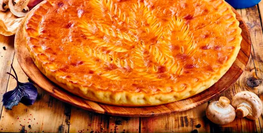 """Пицца, балкарские хычины, лапша вок, а также пироги от компании """"Хичины"""""""