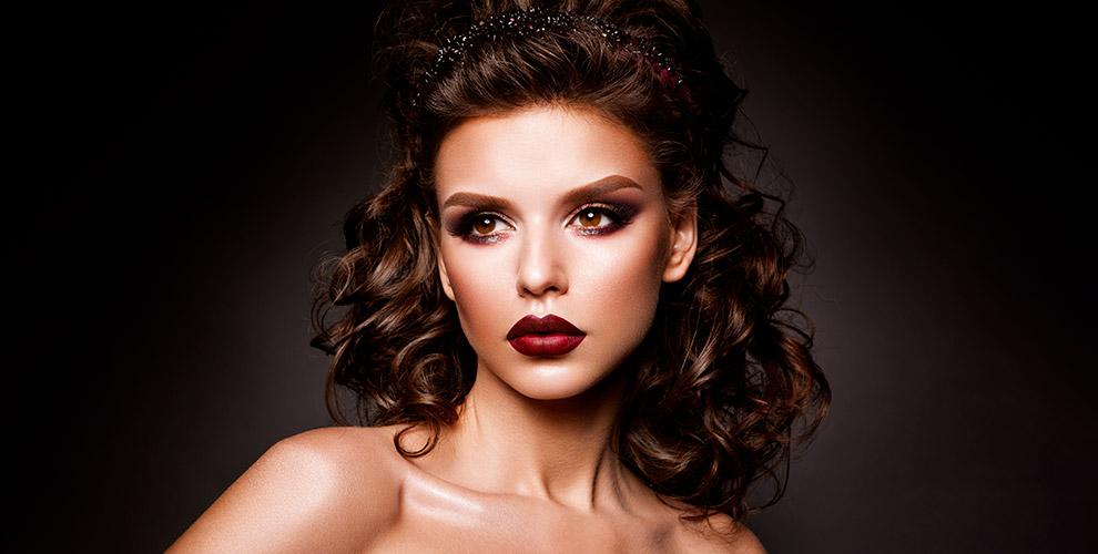 Перманентный макияж век, губ и бровей, наращивание ресниц в салоне красоты «Линия»