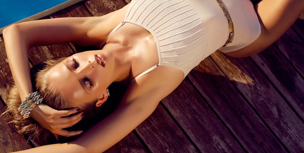 Массаж, моментальный загар, УЗ-чистка лица и шугаринг в салоне красоты Ирины Дехант