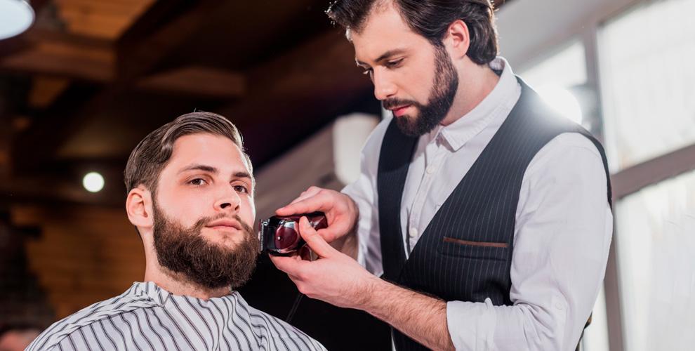 OldBoy Barbershop: стрижки, коррекция бороды, стрижка усов, «Королевское бритьё»