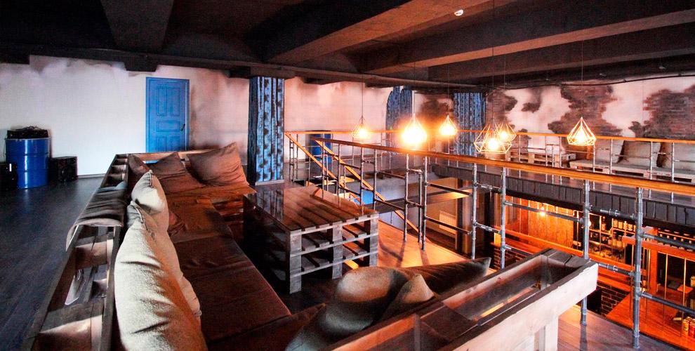 IronCage Loft: посещение антикафе и аренда лофт-пространства