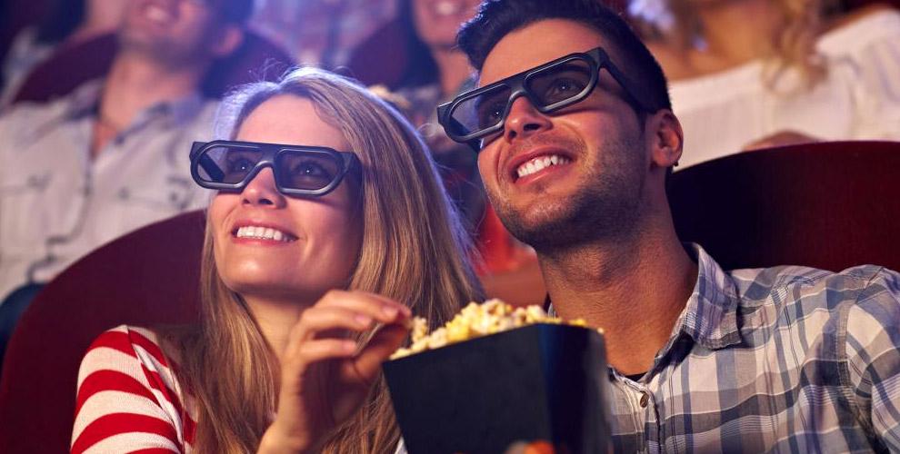 Билеты на фильмы по специальной цене в кинотеатре Nikacinema 3D