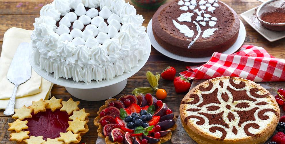 Домашние торты, пироги с мясом и рыбой от компании «Новая столовая»