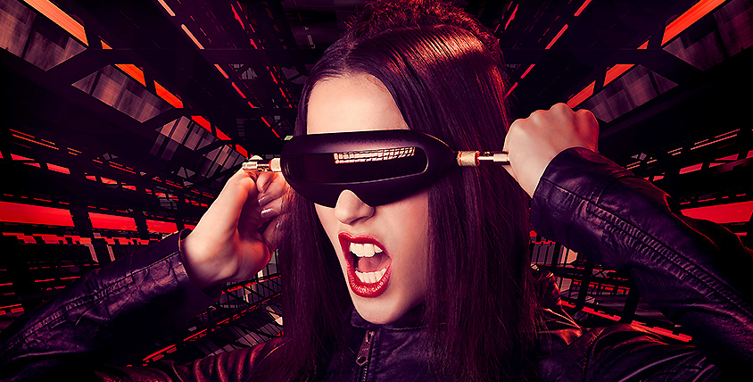 """Аттракцион """"Виртуальная реальность"""": игры в шлеме Oculus от 50 рублей! Почувствуйте настоящий драйв!"""