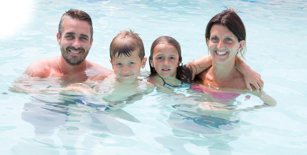 Проживание, посещение термального бассейна, аренда теплой беседки вкомплексе «7иЯ»