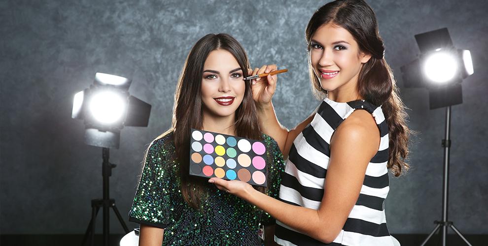 Индивидуальный иполный курс макияжа отшколы «Визаж NonStop»