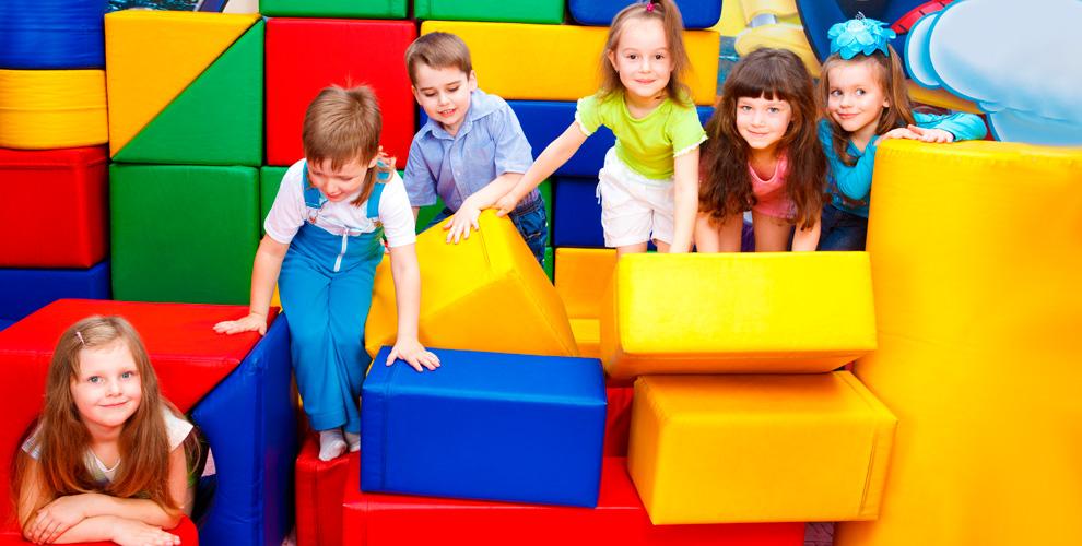 Безлимитное посещение детского парка развлечений BabyLand