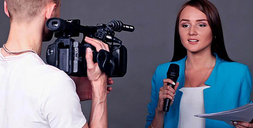 """Мастер-класс """"Видеооператор"""", """"Радиоведущий"""" и другие в школе телевидения """"Экспресс-ТВ"""""""