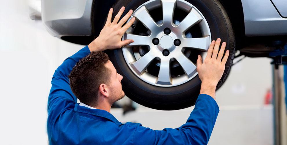 Шиномонтаж в Томилино: перебортовка колес автомобиля