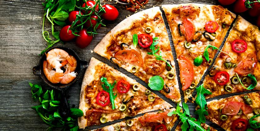 """Пицца, суши, шашлык, осетинские пироги, паста и не только от службы доставки """"Конго Пицца"""""""