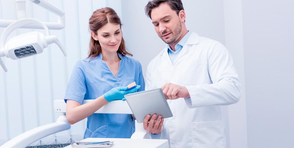 Консультация, лечение кариеса, отбеливание зубов и другое в стоматологии «Дентадайв»