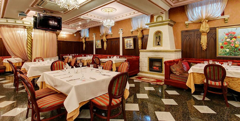 Стейк, блюда на мангале, салаты, супы и другие блюда в ресторане Mia Famiglia