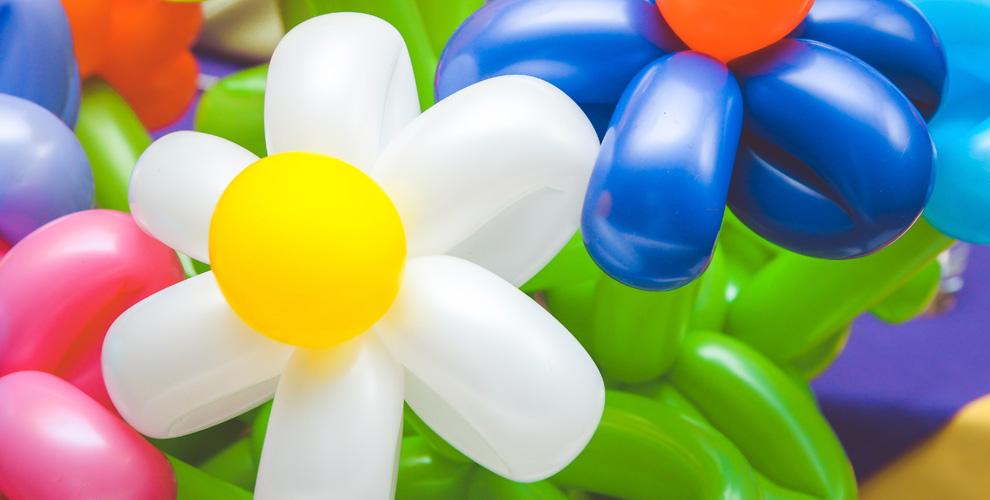 Композиции и фонтаны из шаров для любого повода от магазина воздушных подарков