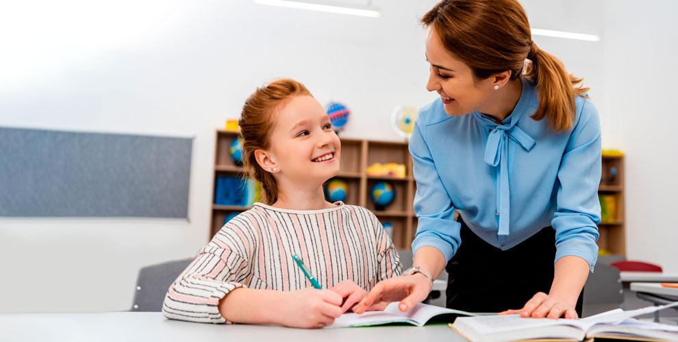 Занятия поанглийскому языку длядетей ивзрослых вшколе Step