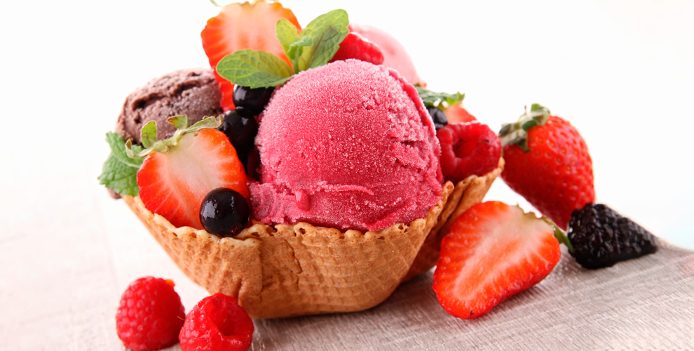 Жареное мороженоеиДондурмаоткомпании «Восток Азия»