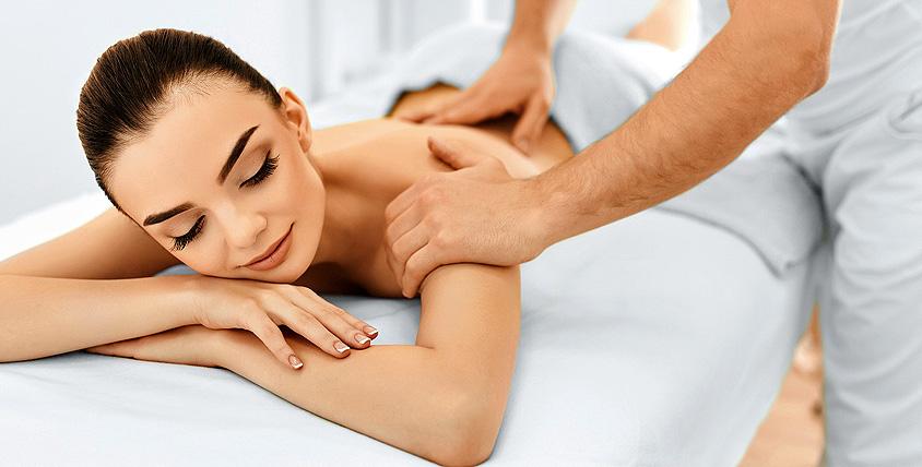 """Релаксирующий, лимфодренажный, лечебный массаж и другое в салоне красоты """"КрасиваЯ"""""""