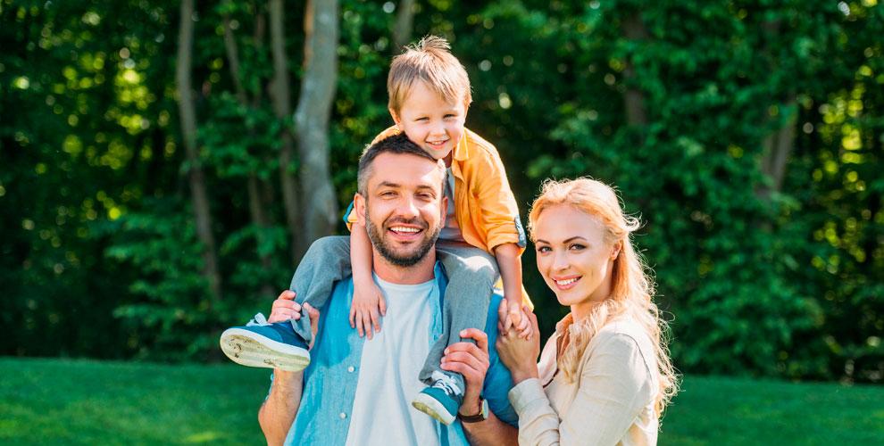 Проживание набазе отдыха «Стрежень» длявсей семьи