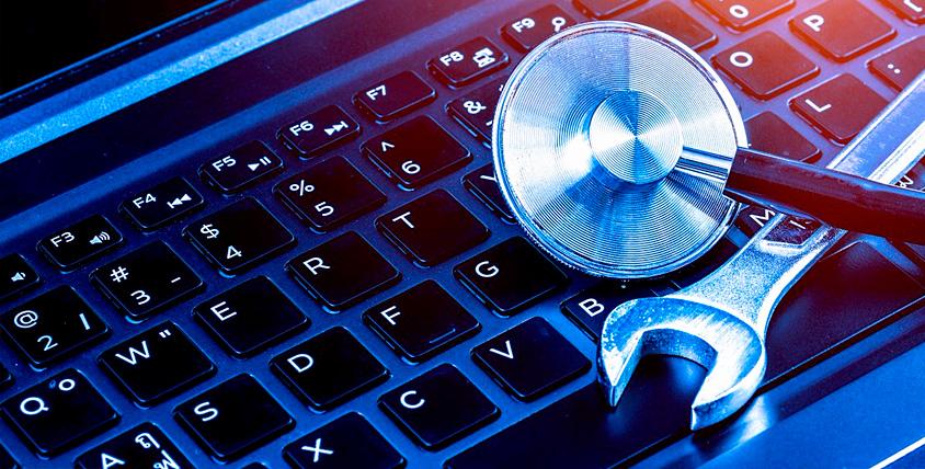 Бесплатная диагностика и выявление неисправностей компьютера от компании  iHELP