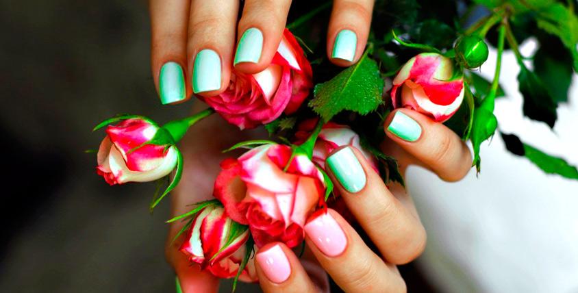 Ламинирование ресниц, маникюр на выбор, покрытие гель-лаком и художественное оформление ногтей в салоне Eva_nail