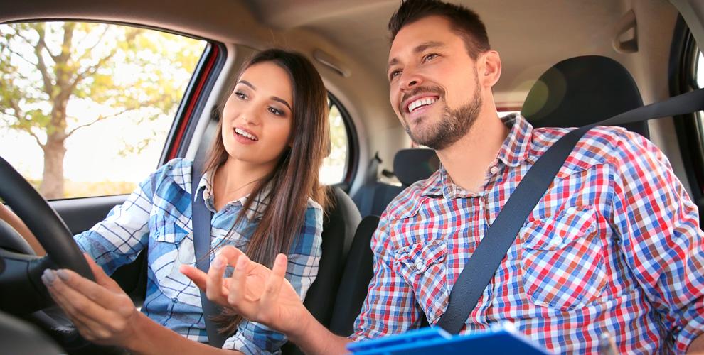 Курс обучения вождению на права категории «В» в автошколе «Форвард»