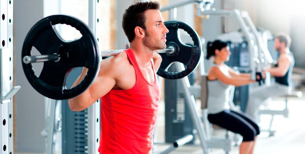 Fitness star: занятия втренажерном зале ипосещение сауны