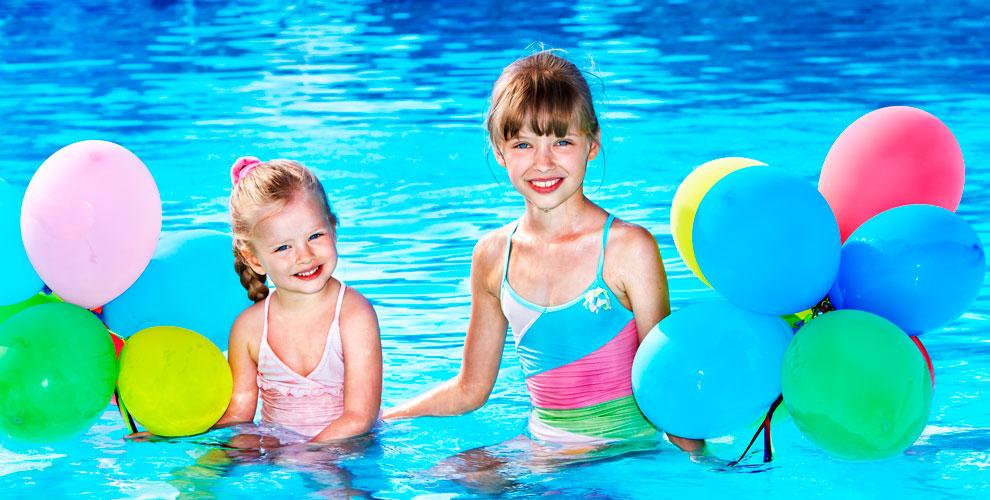 «Ихтиандр»: проведение Дня рождения в бассейне, семейное плавание и аквааэробика