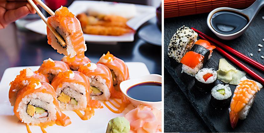Суши, роллы, пицца, сашими и многие другие блюда от службы доставки SushiYO. Для самых искушенных гурманов!