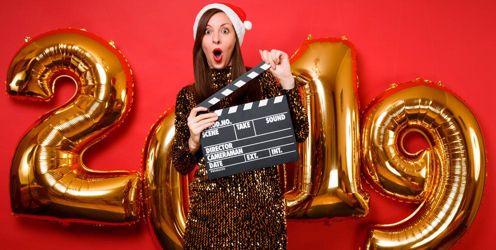 Компания «2Кадра»: видеосъемка новогоднего утренника, корпоратива, выписки изроддома