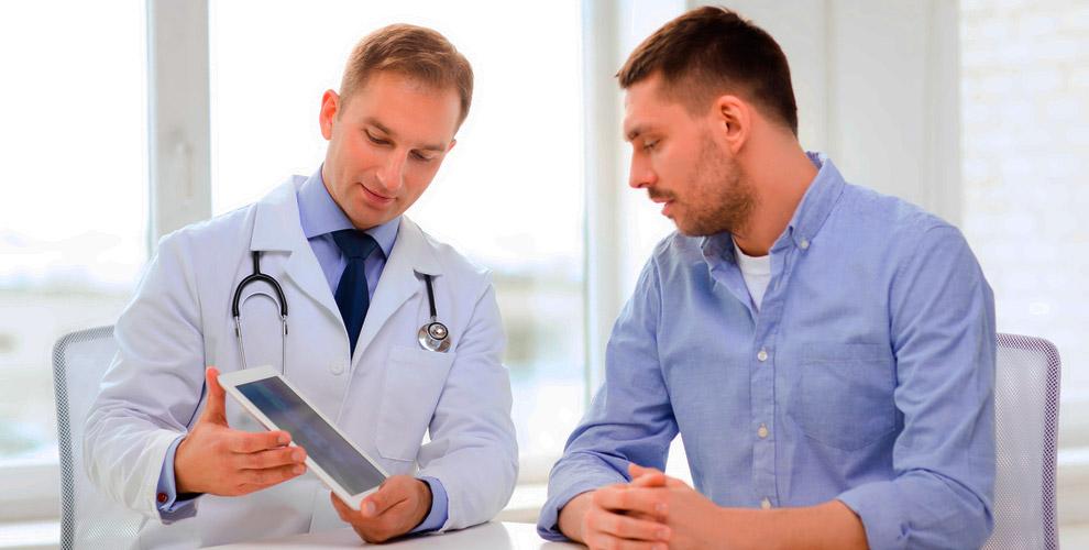 """Обследование уролога-андролога, УЗИ и другое в медицинском центре """"Мужской доктор"""""""