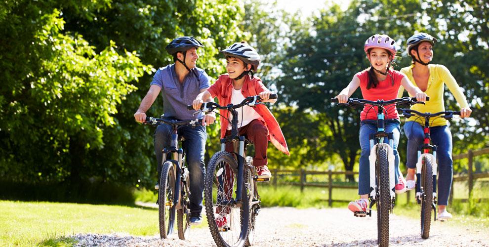 Прокат прогулочных и горных велосипедов от компании «Рыжий город»