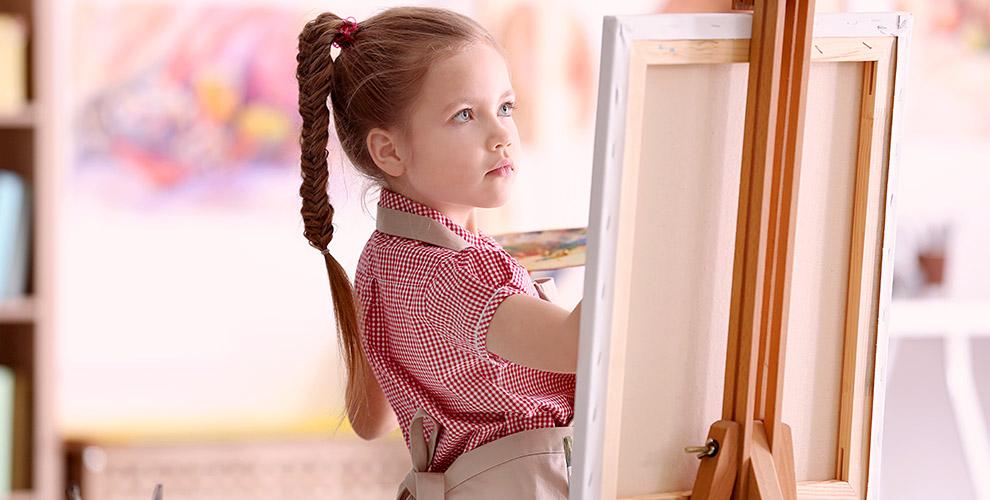 Групповые детские и взрослые мастер-классы по живописи в школе искусств «Малевич»