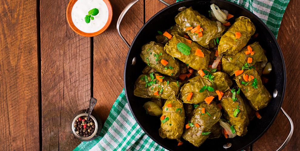 Дагестанская кухня от кафе «Чуду»: салаты, супы,хинкал, десерты, чуду икурзе