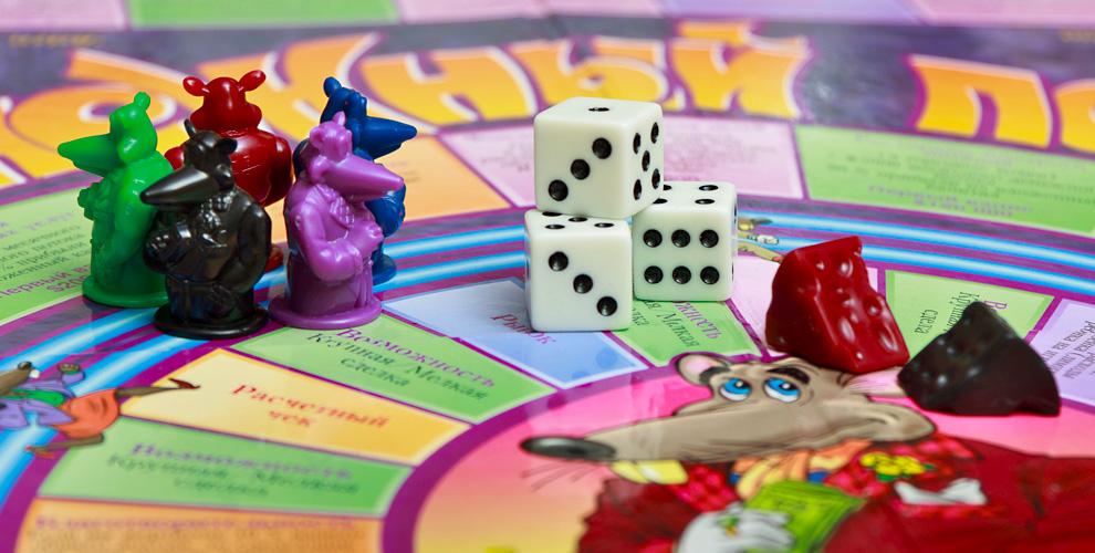 Бизнес-игра «Денежный поток» в центре психологии Олеси Королевой