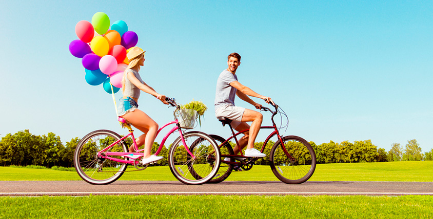 Прокат велосипедов вбудние ивыходные дниоткомпании «Легион»