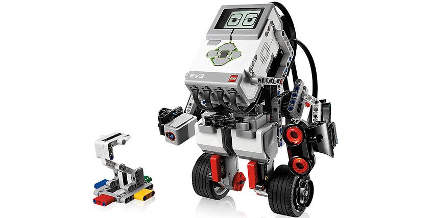 """Бесплатный мастер-класс по робототехнике и легоконструированию, а также занятия для детей в лего-студии """"Робопаркинг"""""""