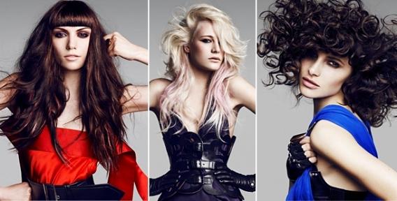 """Женская стрижка, биоламинирование, экранирование, плетение кос, окрашивание, мелирование и укладка волос в салоне """"Твой стиль"""""""