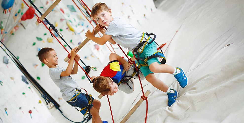 Посещение иаренда спортивно-развлекательного комплекса TMNT