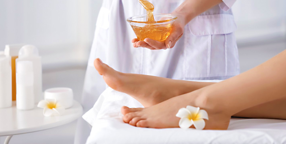 «Салон красоты и SPA-массаж»: шугаринг различных зон для женщин