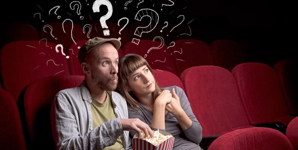 Билеты в кино на фильмы в кинотеатре «Вертикаль»